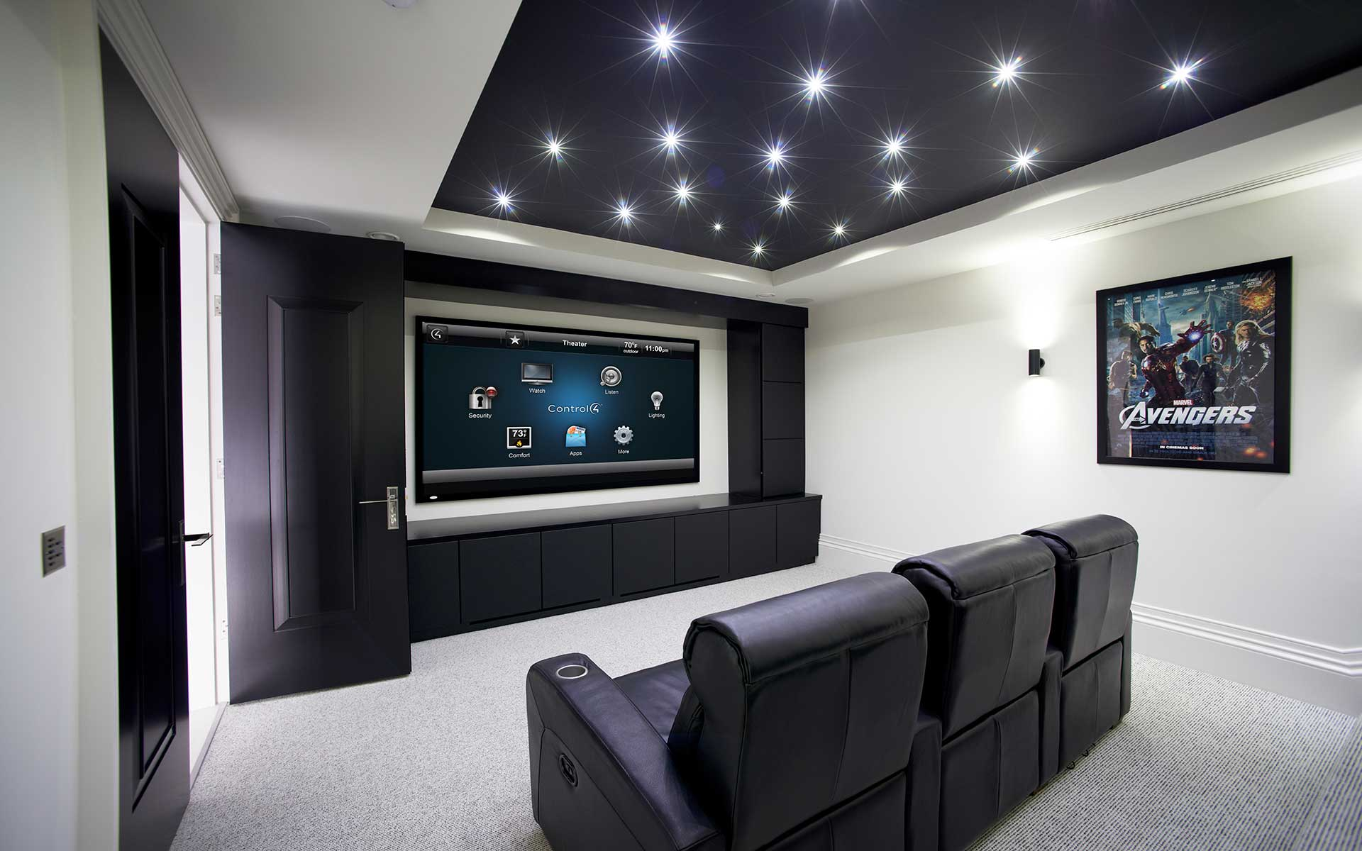 Control4 Lifestyle Home Theater