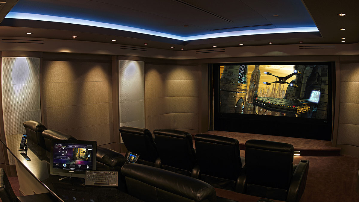 Home Theater Setup