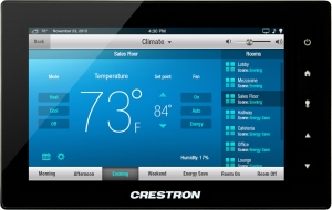 Crestron Climate Control
