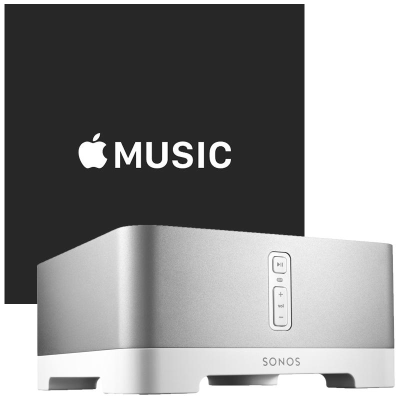Smart Office Lansing, MI - Apple Music Coming to Sonos