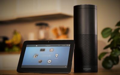 Control4 Integrates Amazon's Alexa Voice Control