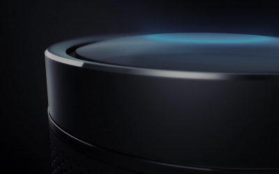 Microsoft's Cortana Powered Smart Speaker