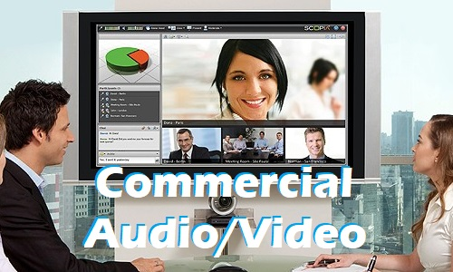 Video conferencing smart offices smart homes - Comercial sound ...