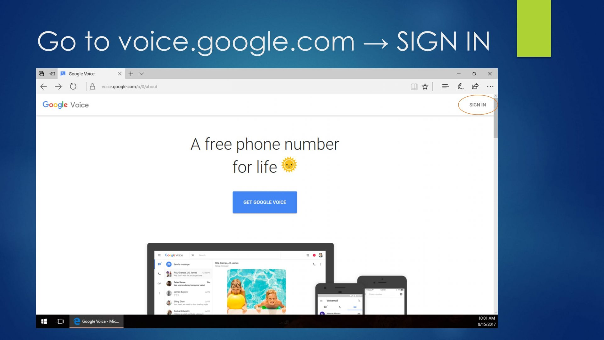 Smart Homes Inc Google Voice Guide-06