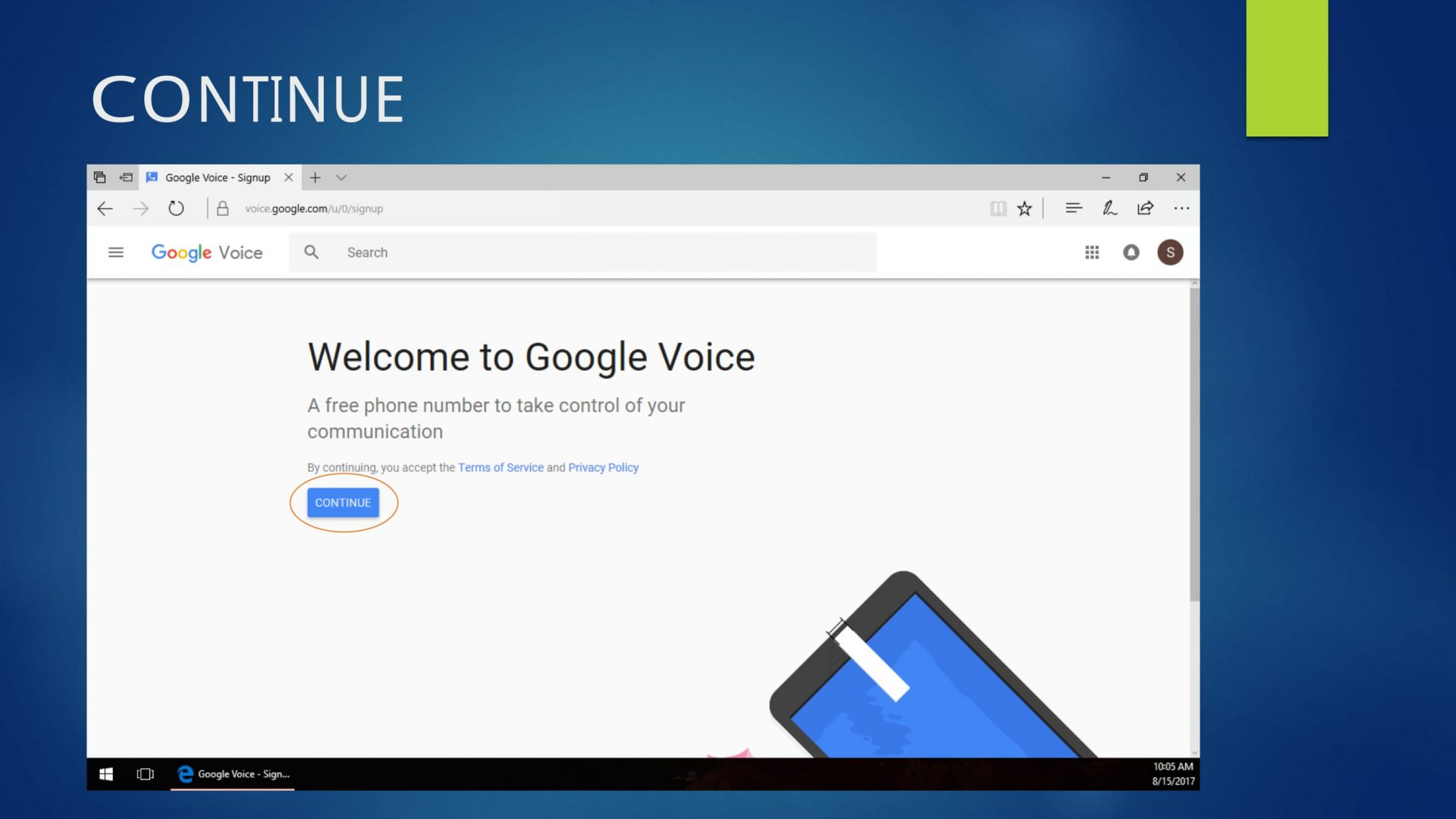 Smart Homes Inc Google Voice Guide-07
