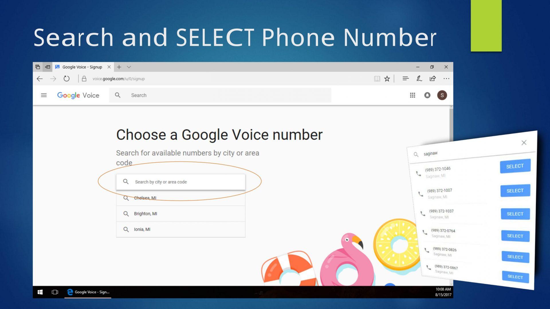 Smart Homes Inc Google Voice Guide-08