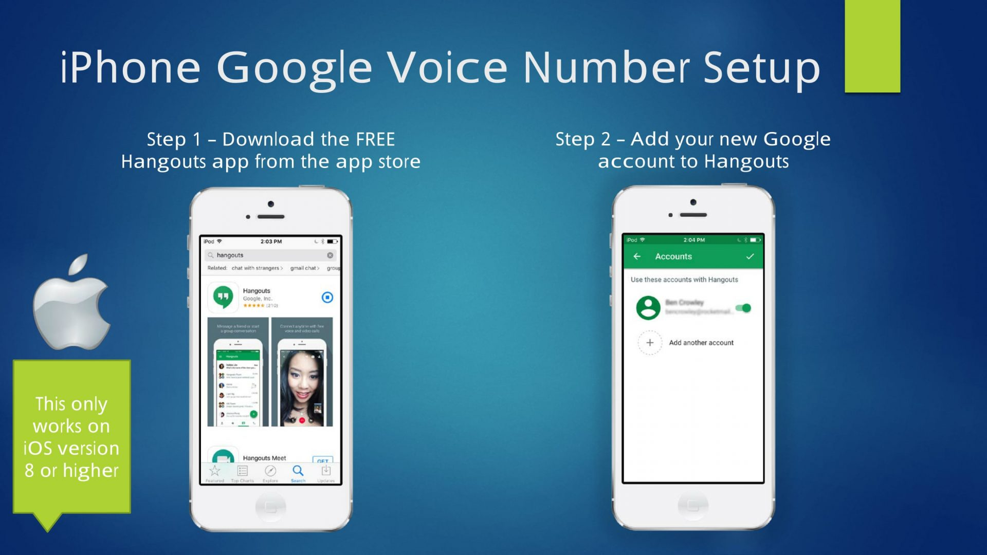 Smart Homes Inc Google Voice Guide-13