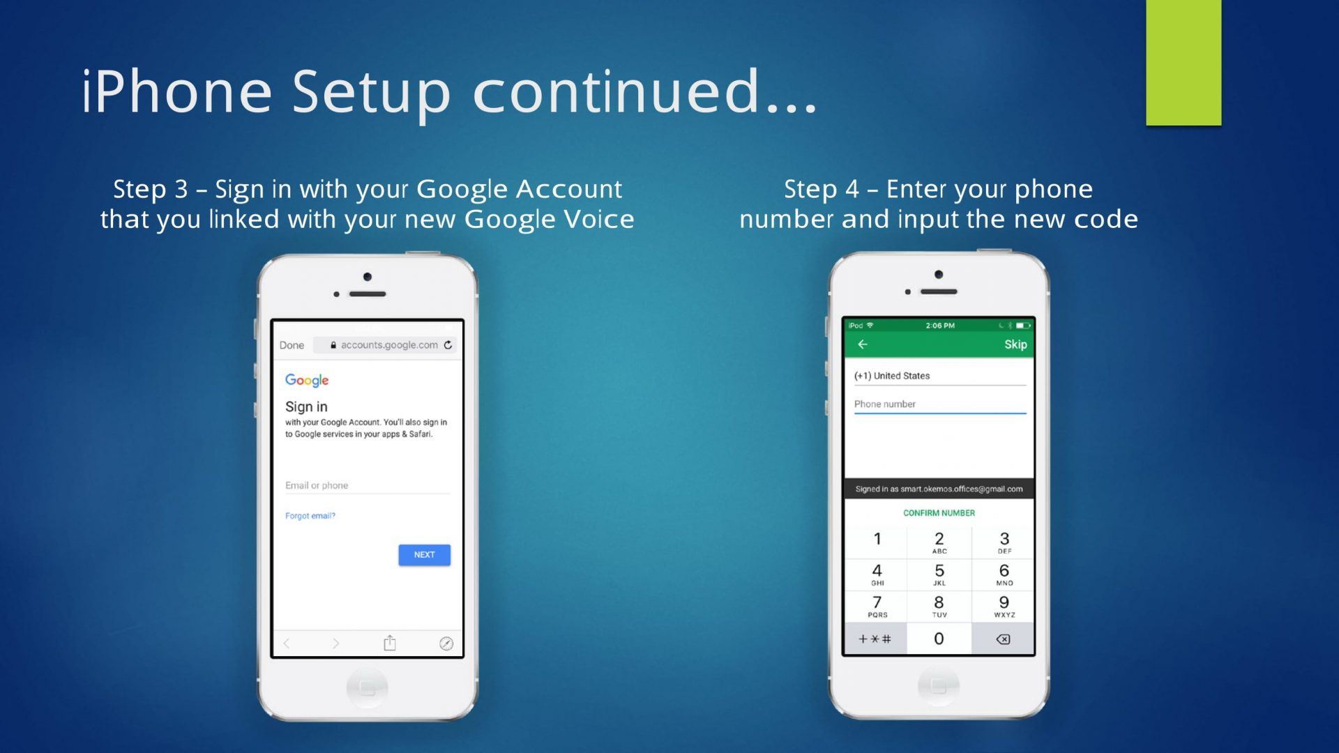 Smart Homes Inc Google Voice Guide-14