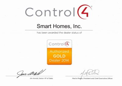 Smart-Homes-Control4-Authorized-Gold-Dealer