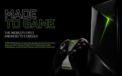The NVIDIA SHIELD TV = Gaming Console + Smart Home Hub?