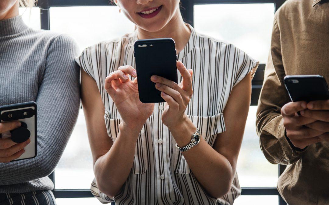 Biamp Crowd Mics: Smartphones as Microphones