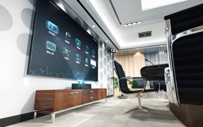 Touch Displays: Changing Conference Rooms Across the Country