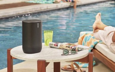 Sonos Move: Sonos' First Portable Speaker