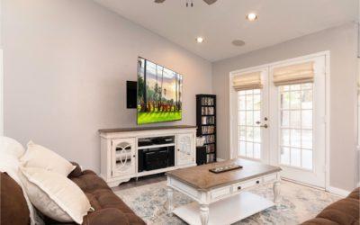 Nexus 21 Apex Motorized TV Wall Mount