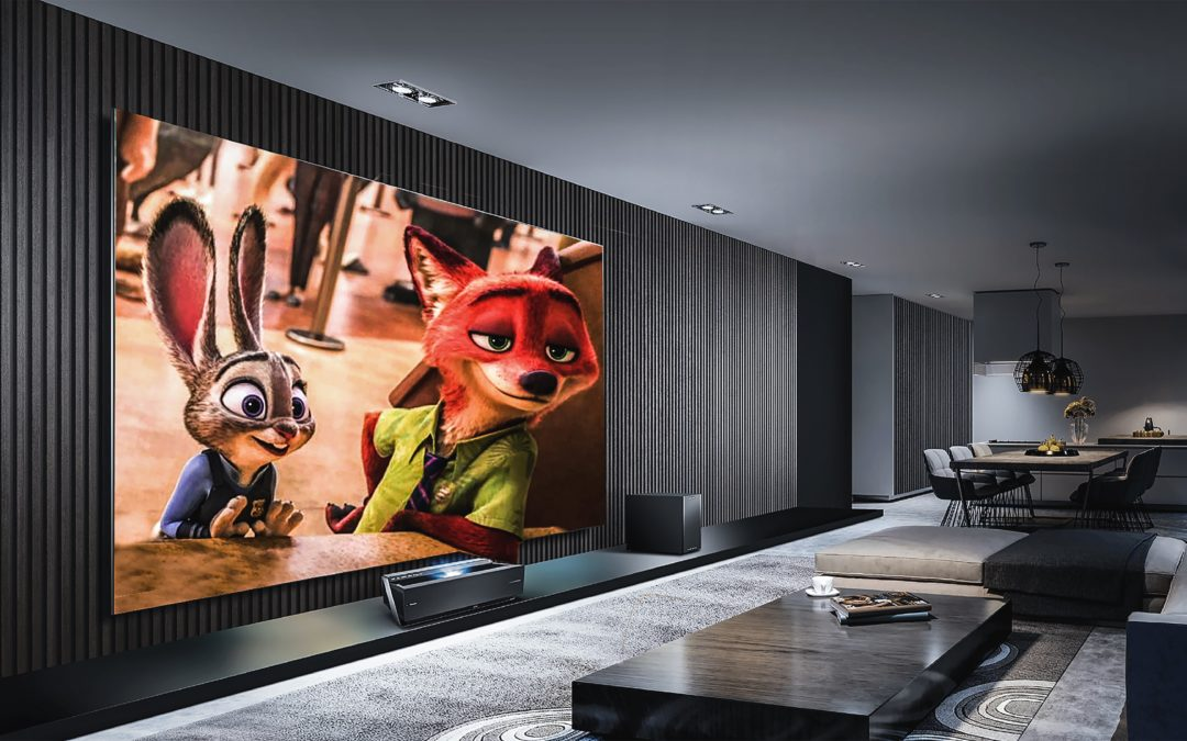 The 8K TV: The Future of Home Entertainment